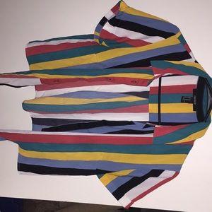 Colorful shirt 🤷🏽♀️